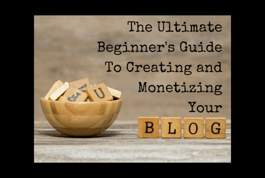 ultimate monetizing blog