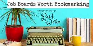 Job Boards Worth Bookmarking