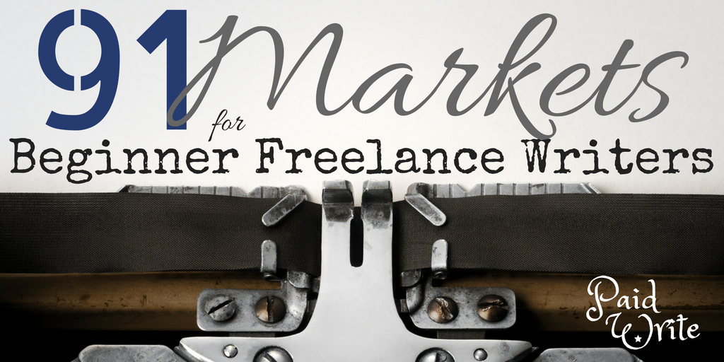 directory of paying markets for freelance writers Freelance writing rates vary by experience and location, but this comprehensive  list (along with other reference points) will put you in the ballpark  some  projects pay by the hour and some pay a flat fee per project you can.