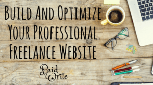 Build Your Professional Freelance Website