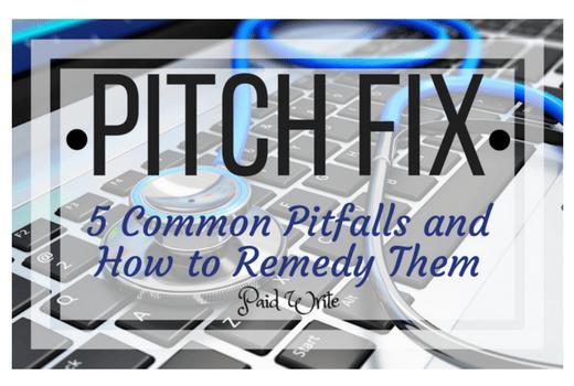 freelance pitch fix