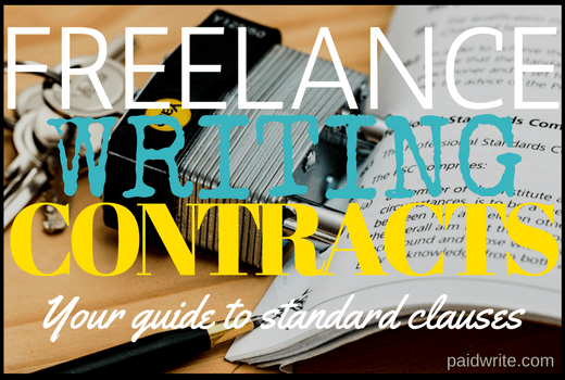 Freelance Writing Contracts: Your Guide To Standard Clauses