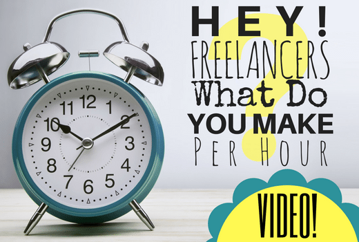 Video- Time Management for freelance writers