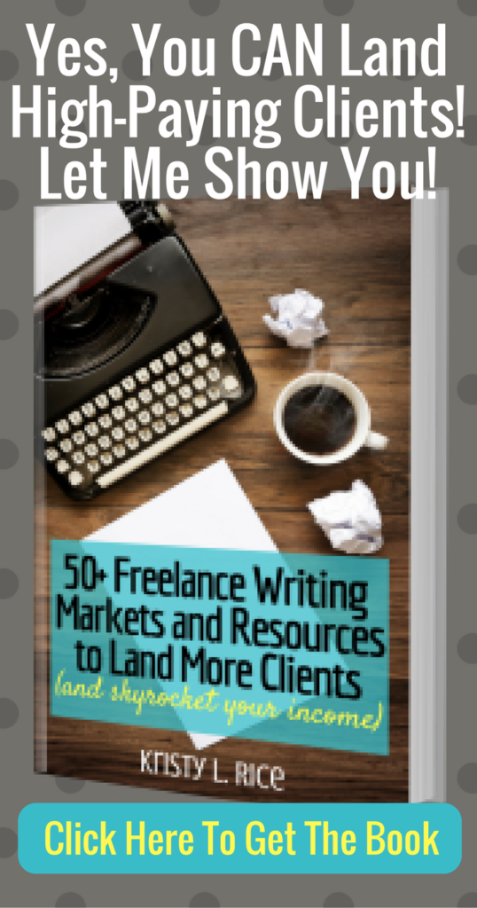 book freelance writing markets and resources